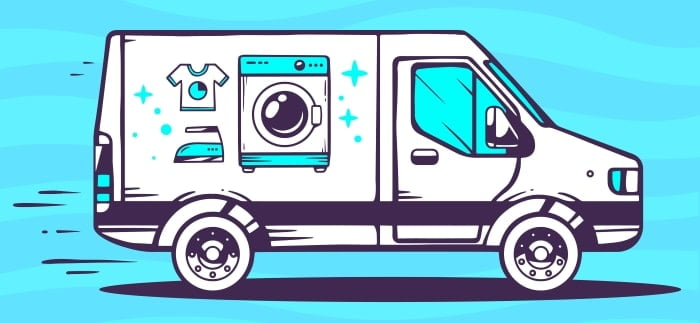 Mandy's Laundry Pickup and Delivery