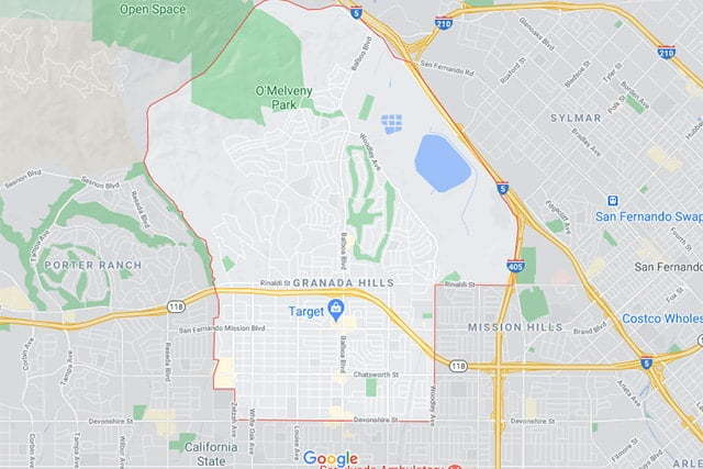 Laundry Pick Up and Delivery in Granada Hills, CA