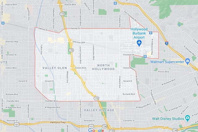 Laundry Pick Up and Delivery in North Hollywood, CA