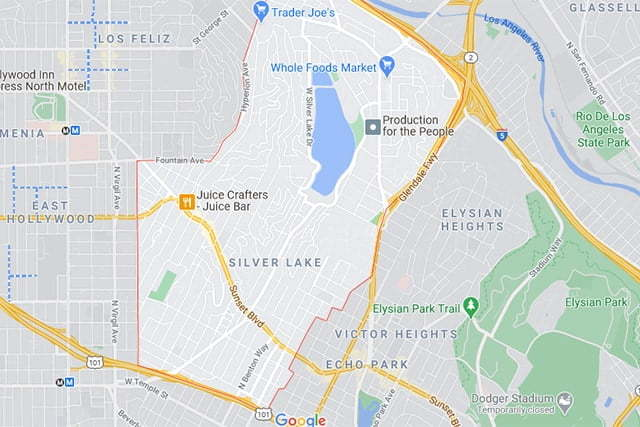 Laundry Pick Up and Delivery Services in Silver Lake, CA