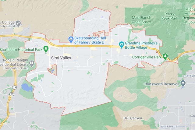 Laundry Pick Up and Delivery Services in Simi Valley, CA