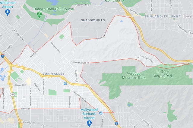 Laundry Pick Up and Delivery Services in Sun Valley, CA