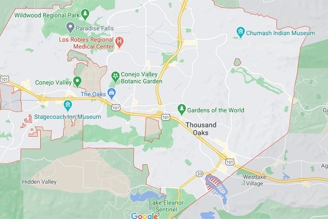 Laundry Pick Up and Delivery Services in Thousand Oaks, CA